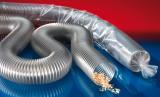 Ugunsdrošas poliuretāna caurules kokapstrādes industrijai